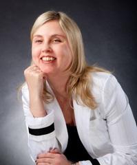Anna Bergholtz, une aveugle polyvalente qui va au bout de ses passions
