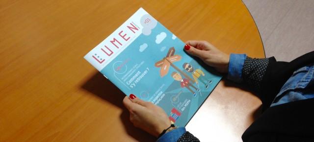 Découvrez Lumen Magazine !