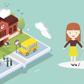 Dossier : L'enfant déficient visuel : Comment envisager sa scolarisation et quels sont ses droits ?