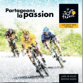 Le Tour de France 2016 et HandiCaPZéro à nouveau partenaires pour les personnes aveugles et malvoyantes