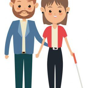 Aidants familiaux : témoignage, deux yeux pour un couple