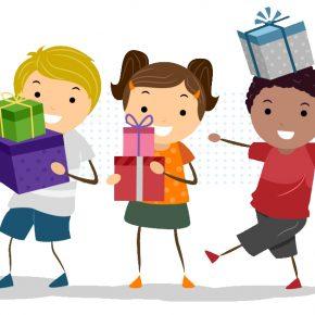 Des cadeaux pour les enfants exceptionnels